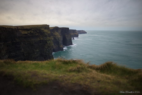 Scogliere -Cliffs of Moher-